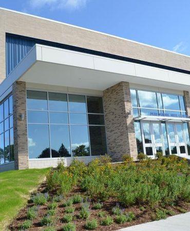 Stevenson HS Perorming Arts Center